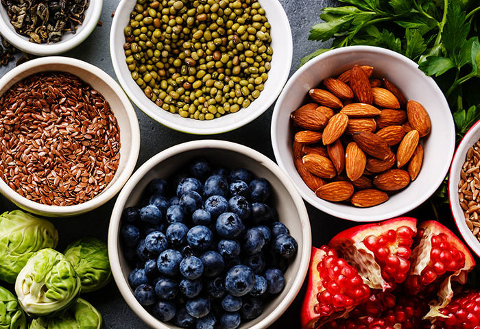 healthy foods for lungs